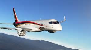 Mrj Mitsubishi Mrj Successfully Completes Flight