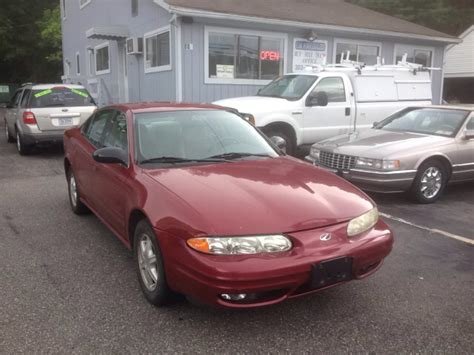car owners manuals for sale 2004 oldsmobile alero user handbook 2004 oldsmobile alero 2004 oldsmobile alero car for sale in naugatuck ct 4362499054 used