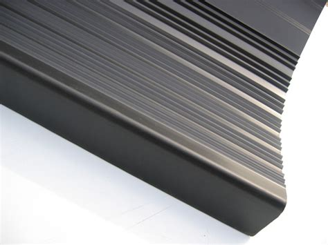 heavy duty ribbed vinyl stair tread roppe stair treads