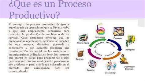 que es layout productivo procesos productivos