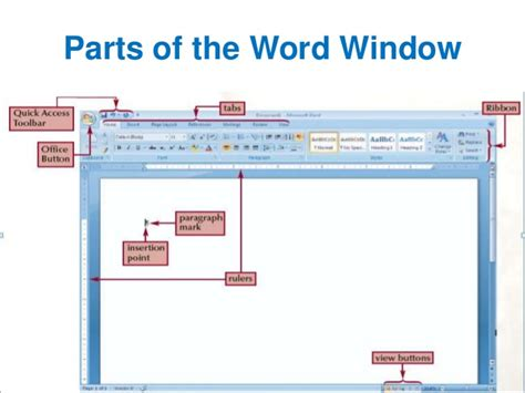 What Is A Section In Word by Advanced Microsoft Word Seminar