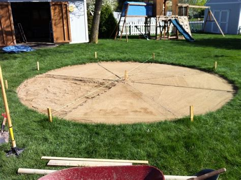 diy pit sand diy pit and patio craftfoxes