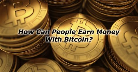 Make Money Online Bitcoin - how make money with bitcoin bitcoin machine winnipeg