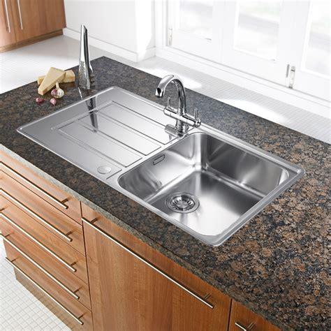 Covered Kitchen Sink Franke Alpina Apx611 Basket Strainer Waste Overflow