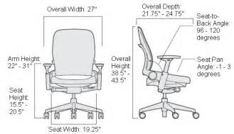 Dimensions Of Desk Chair Leap Chair By Steelcase Smartfurniture Smart Furniture
