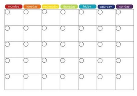preschool calendar template printables blank printable calendar preschool items juxtapost