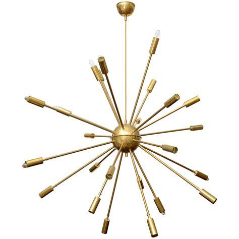 sputnik chandelier huge twenty four arm sputnik chandelier by stilnovo for