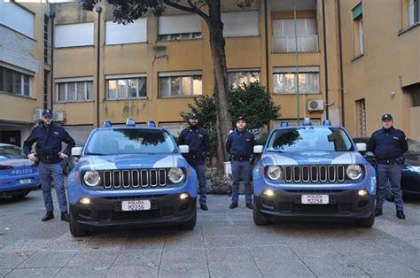 ufficio passaporti rovigo galleria anche a rovigo il nuovo suv della polizia di stato