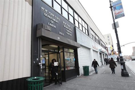 Bronx Food St Office by Unemployment Nationwide But Bronx Still Hit