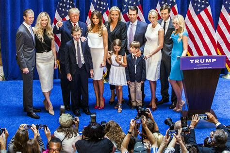 donald trump family pictures 191 qui 233 nes son los hijos de donald trump univision