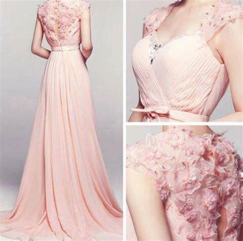 Dress Flower Blossom Set 1 cherry blossom dress formal dress gorgeous dress