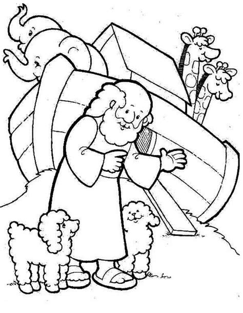 children s coloring pages noah s ark 1000 images about noah on sunday school