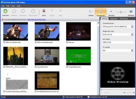 format dvd movie maker images sothink movie dvd maker