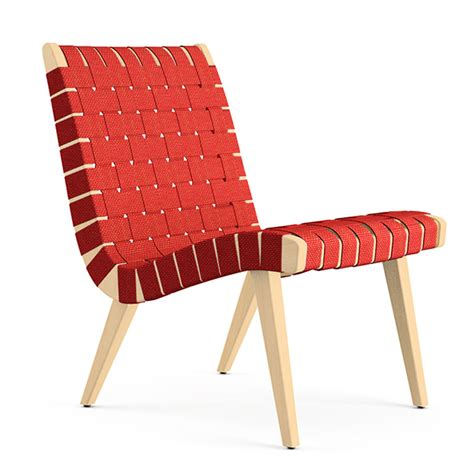 Jens Risom Lounge Chair by Buy The Knoll Risom Lounge Chair Utility Design Uk