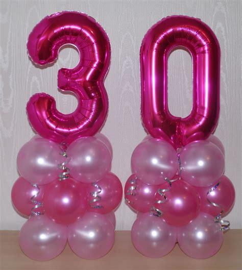 30 Birthday Balloons » Home Design 2017