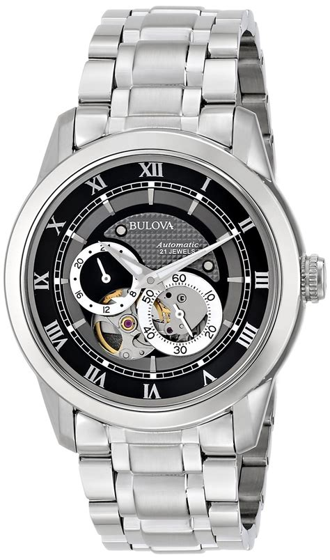 bulova automatic s 96a119 review the