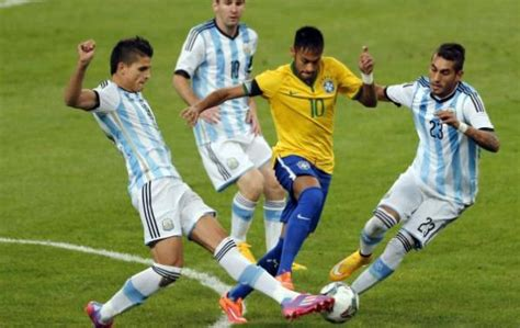 Brazil Vs Brazil Vs Argentina Bst Time Bangladesh Tv Channels