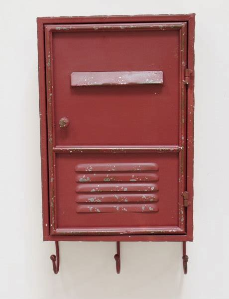Industrial Key Cabinet by Industrial Metal Key Cabinet With 3 By