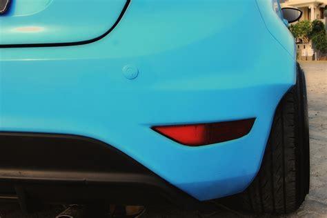 Kancing Bemper Racing Biru modifikasi ford 2013 ken block wanna be autos id