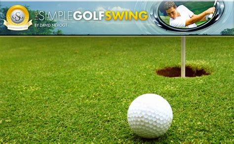 the simple golf swing review man cave central review the simple golf swing by david