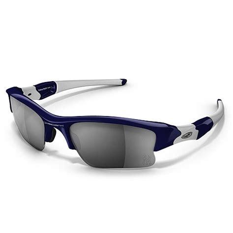 Jays Sunglasses by New York Yankees Mlb Flak Jacket 174 Xlj Sunglasses By Oakley