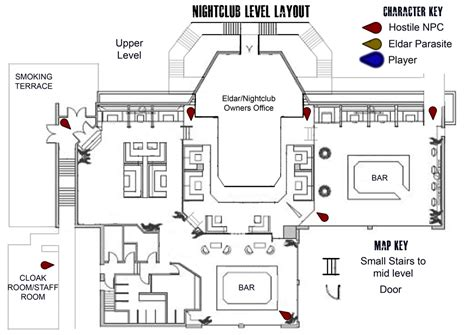 nightclub layout jeff robbins art blog nightclub level design for renegade