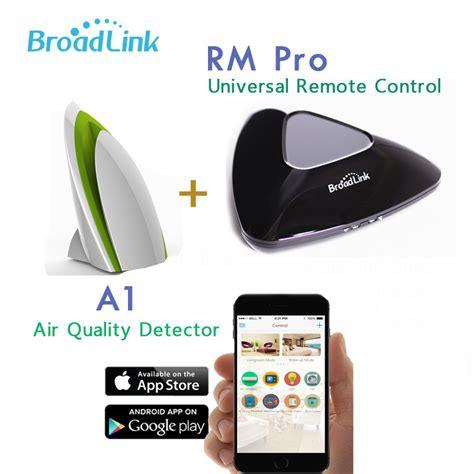broadlink rm pro wifi smart home universal remote smart