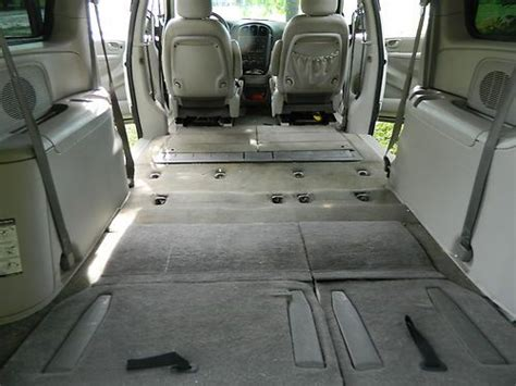 stow and go seating vehicles purchase used runs and drives great stow n go seats 7