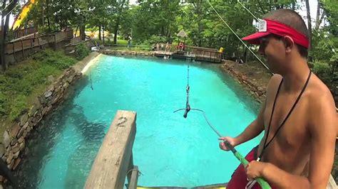 mountain creek tarzan swing tarzan swing youtube