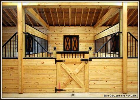 how to stall barn plans 10 stall barn design floor plan