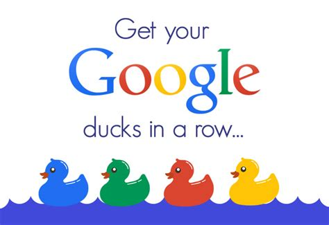 google images ducks get your google ducks in a row hotel insights