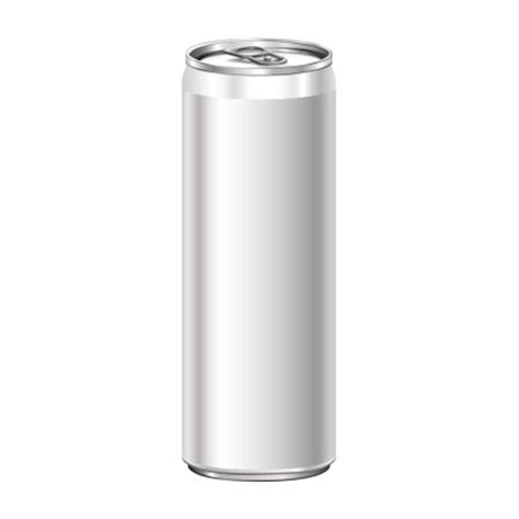 Blank Aluminum Soda Can Isolated On White Background Vector Art 148107925 Thinkstock Energy Drink Design Template