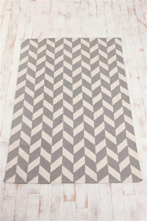 Home Outfitters Area Rugs Assembly Home Herringbone Printed Rug Outfitters Grey And Kitchen Rug