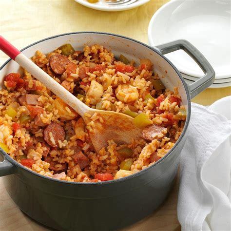 best recipes my best jambalaya recipe taste of home