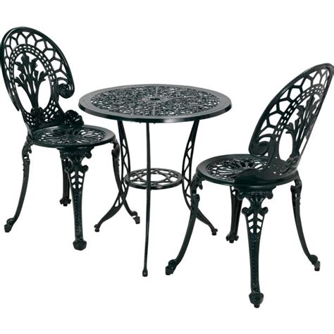 Argos Bistro Table Buy Ascot 2 Seater Cast Alu Bistro Set At Argos Co Uk Your Shop For Garden Table And