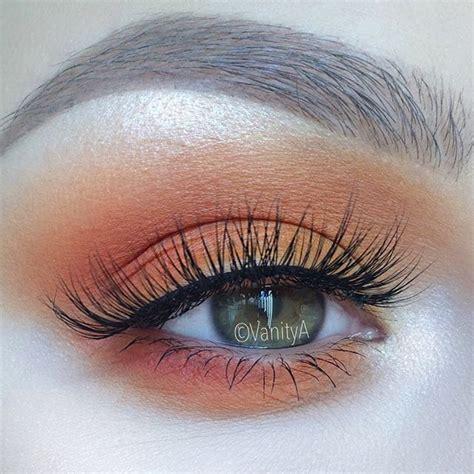 Eyeshadow Orange best 10 orange eye makeup ideas on orange