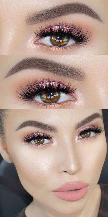 makeup tutorial natural look peachy brown 15 best natural summer face makeup ideas looks 2016