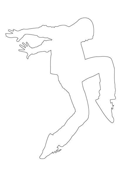 Dancer Outline by Dancer Outline By Rlc On Deviantart