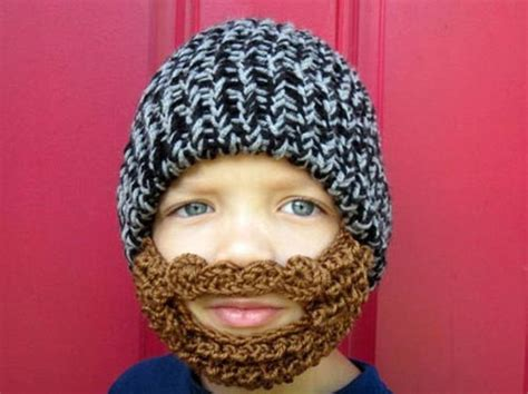 knitted beard knit your own sustainable muslim sunnah beard green