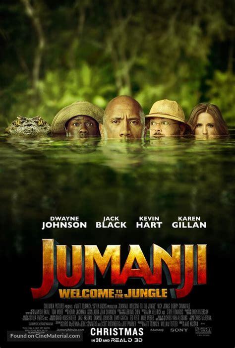 film jumanji welcome to the jungle full movie jumanji welcome to the jungle movie poster