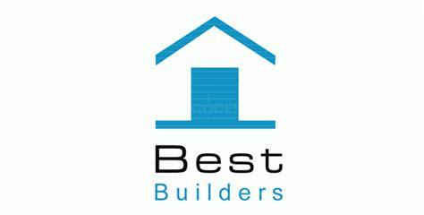best home logo best builders vector logo free logo designs