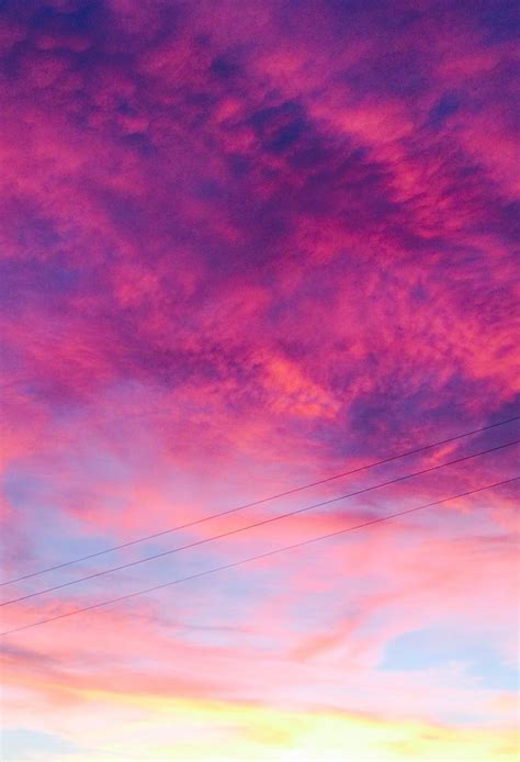 wallpaper pink sky beautiful iphone ombre pink sky wallpaper image