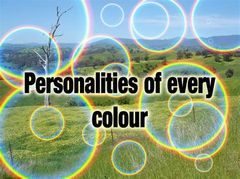 what is your color quiz what color is your personality quiz gallery