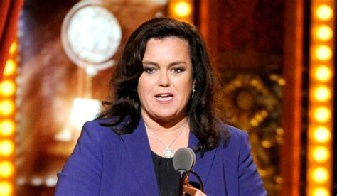 Rosie Odonnell Says She Will Never Speak To Elisabeth Hasselbeck Again Snarky Gossip 2 2 2 3 by Rosie O Donnell Accepts The Isabelle Stevenson Award On
