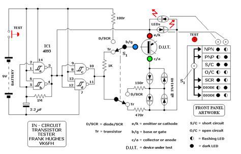 transistor b507 transistor b507 datasheet 28 images diode trr test circuit 28 images diode test circuit