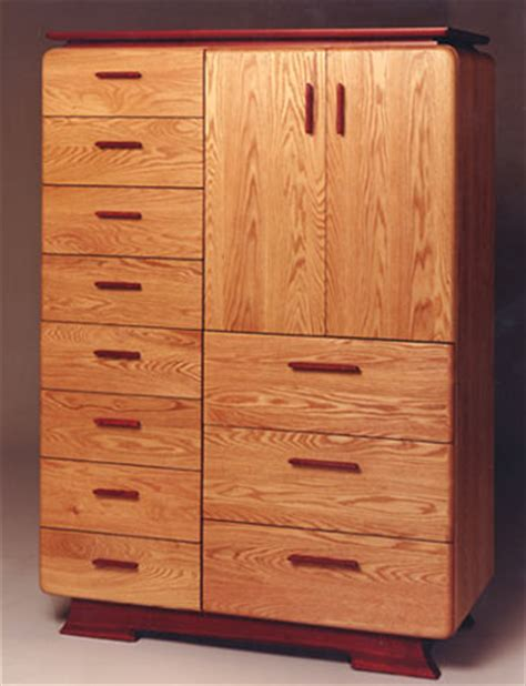 Cabinet Dresser by Furniture Designer Craftsman Alan Dresser With
