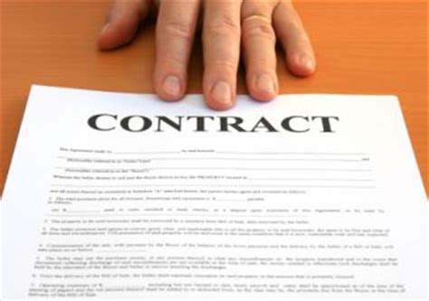 landscape design contract to ensuring a quality job for