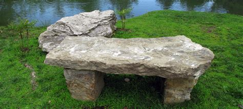 bench stones popular diy garden benches you can build it yourself