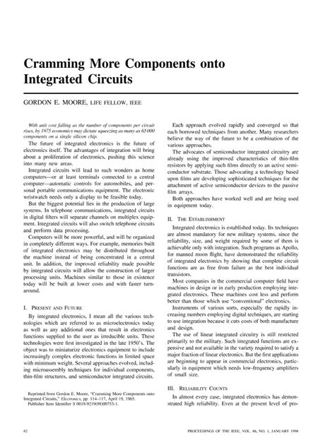 cramming more components onto integrated circuits electronics 1965 cramming more components onto integrated circuits 1965 28 images looking beyond moores