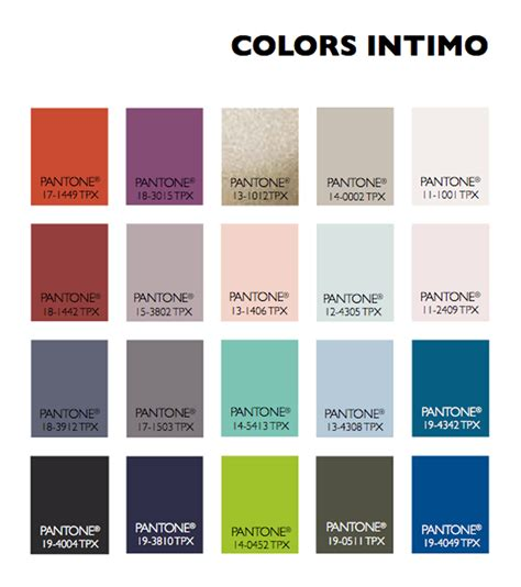 color usage s intimate apparel fall winter 2015 2016 fashion styles